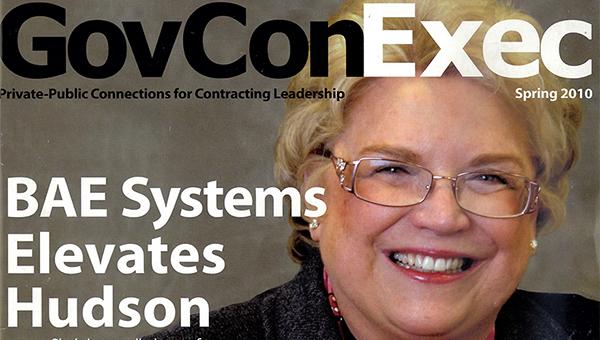 GovConExec Magazine: BAE Systems CEO Profile