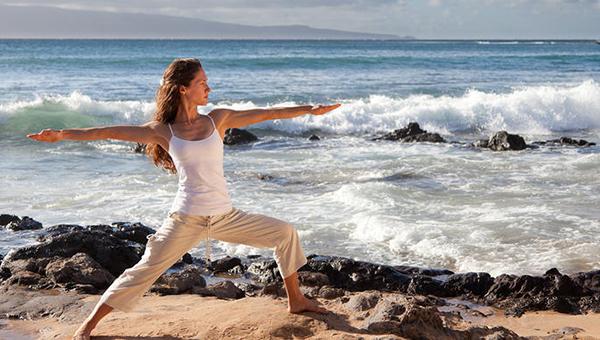 Traveling Type: Q&A With Jennifer Aniston's Yoga Teacher
